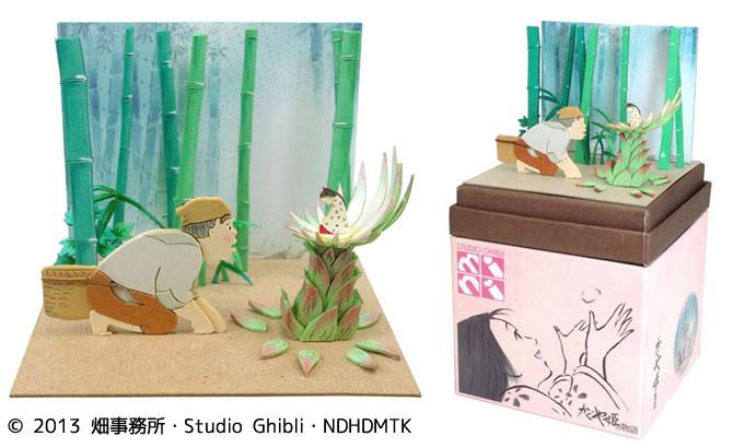 スタジオジブリ mini かぐや姫の物語