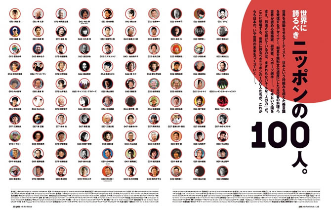 『Pen』2015年4月15日号