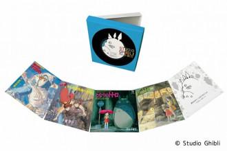 STUDIO GHIBLI 7inch BOX(スタジオジブリ 7インチ BOX)