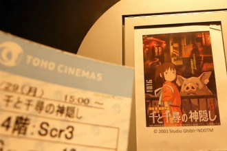 「一生に一度は、映画館でジブリを。」千と千尋の神隠し