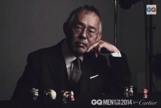 鈴木敏夫 GQ JAPAN