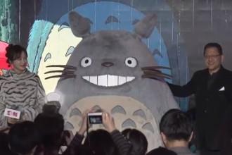 中国版『となりのトトロ』龍猫