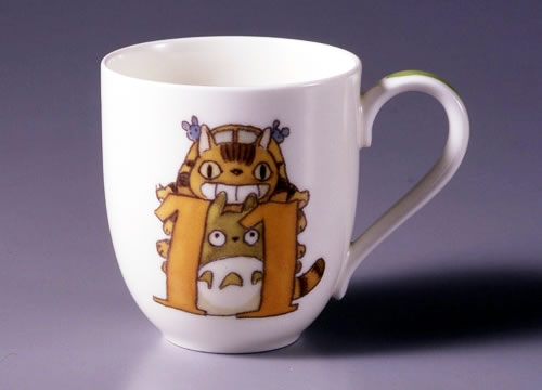 ノリタケ×スタジオジブリ となりのトトロ「12ヶ月マグカップ」