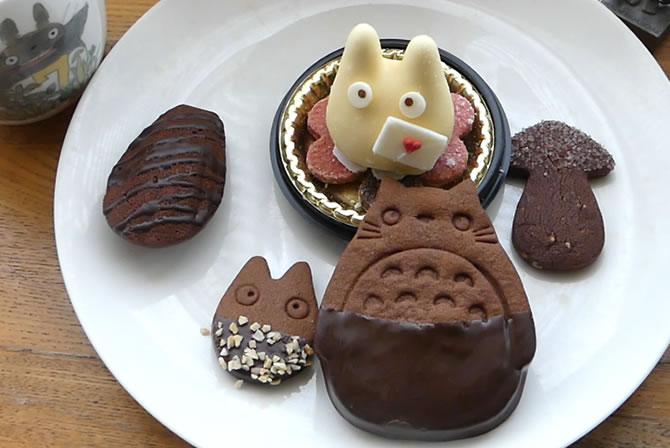 白髭のシュークリーム工房 チョコレート焼き菓子セット