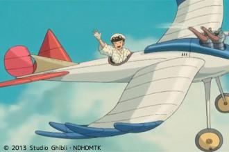 風立ちぬ 鳥型飛行機