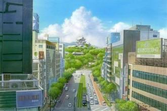 山本二三「あぁ、熊本城」